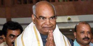 Rajnath singh kovind