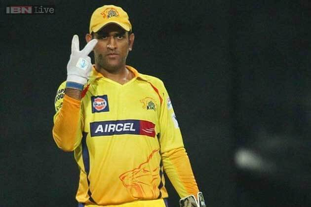 aaa904591 The MS Dhoni who spent two year with Rising Pune Supergaint (Formerly  rising Pune Supergiants) in the IPL celebrated in style.