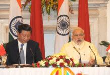 modi with china president